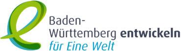 Logo: Baden-Württemberg entwickeln eine Welt